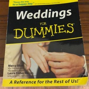 Other - Wedding For Dummies Book